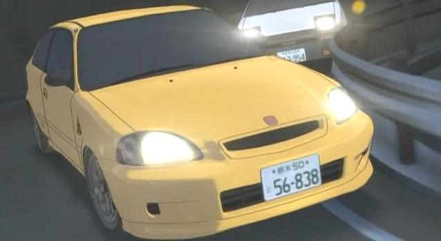 AE86vsEK908