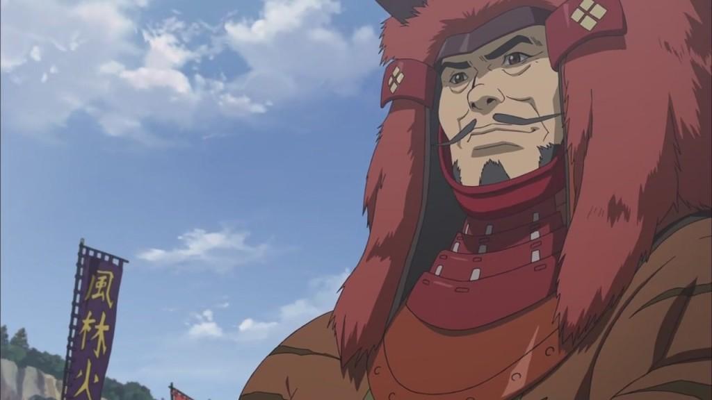 [Tadashi] Sengoku BASARA - 01 (720p h264-AAC)[(002375)19-59-22]