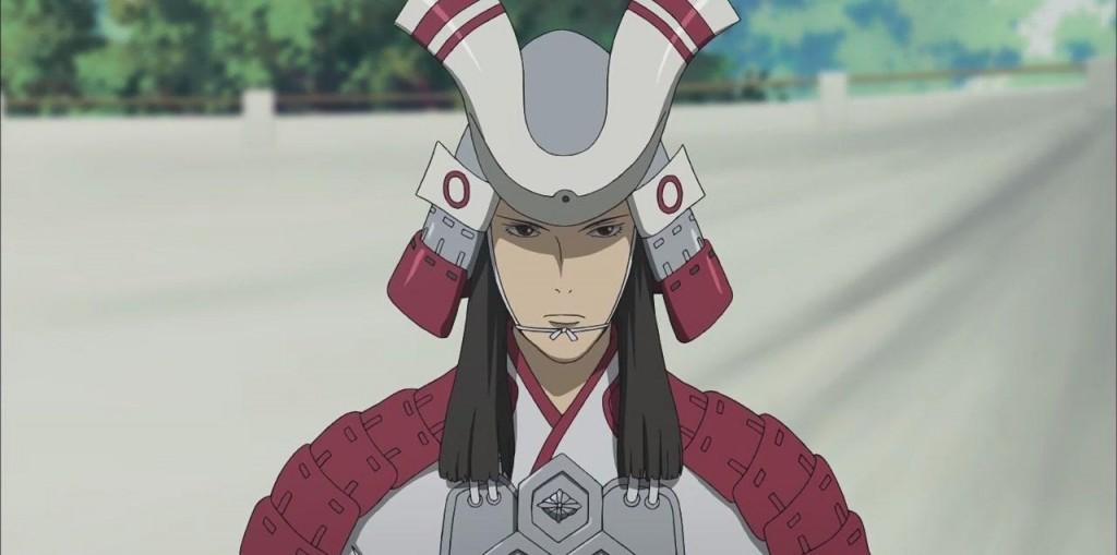 [Tadashi] Sengoku BASARA - 01 (720p h264-AAC)[(005512)19-05-37]