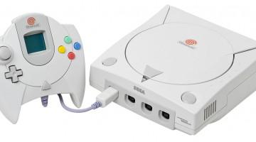 Dreamcast konzola