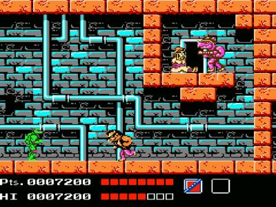 TMNT - NES