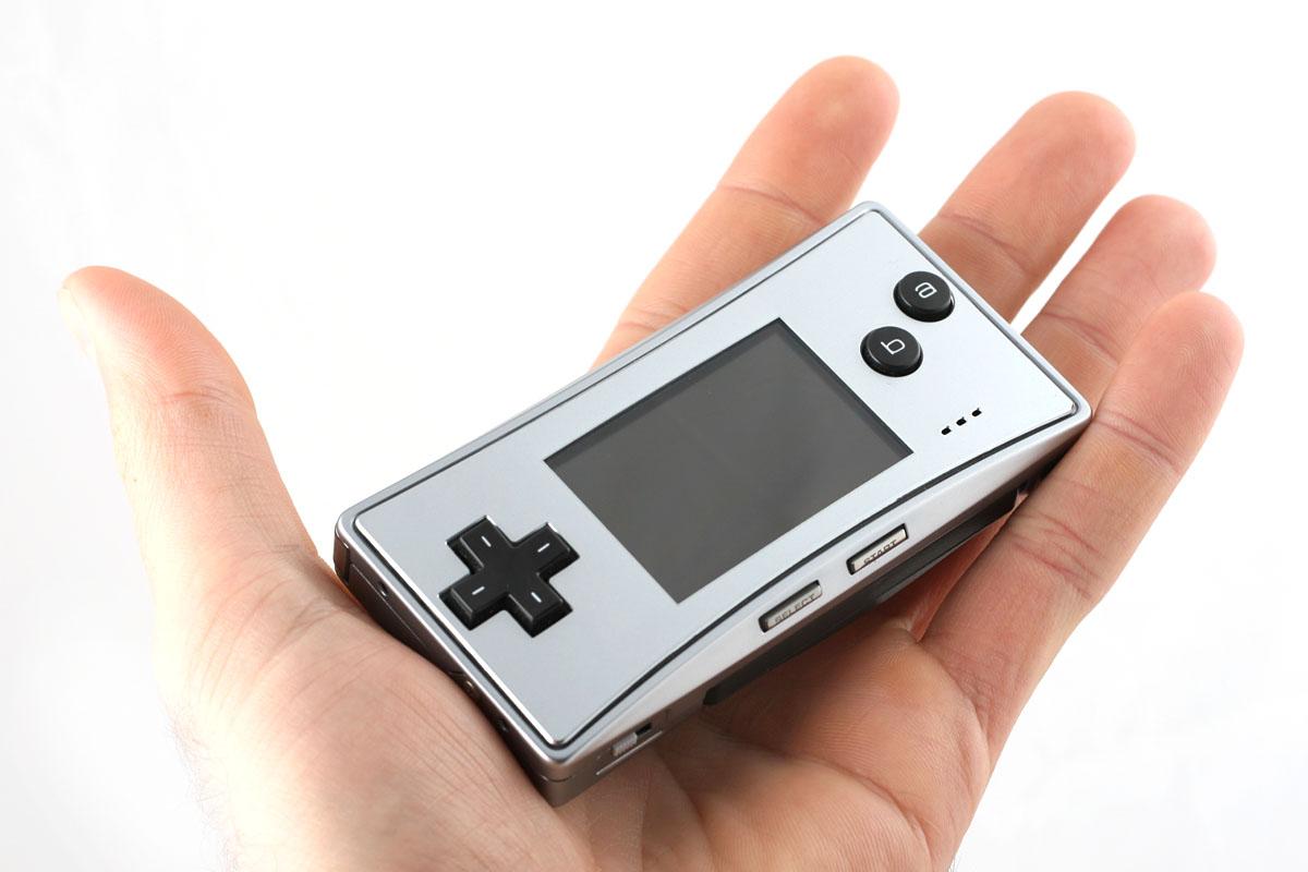 GameBoy Micro, najmanji GameBoy ikad