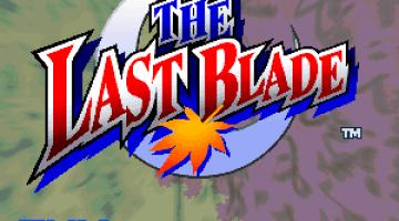The_Last_Blade_Arcade_Title