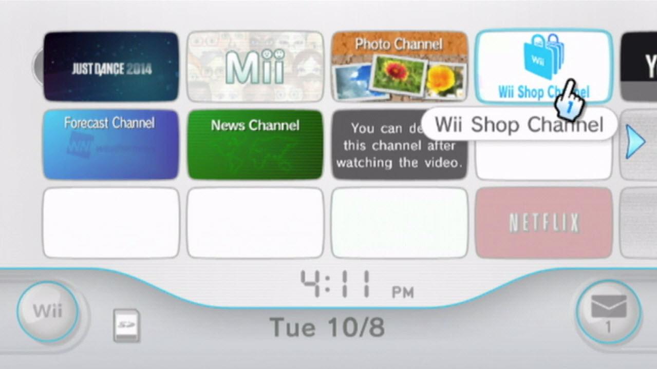 WiiScreen