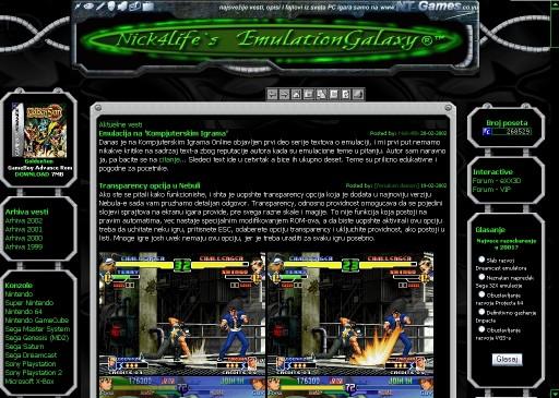 Četvrta verzija Emulation Galaxy-a