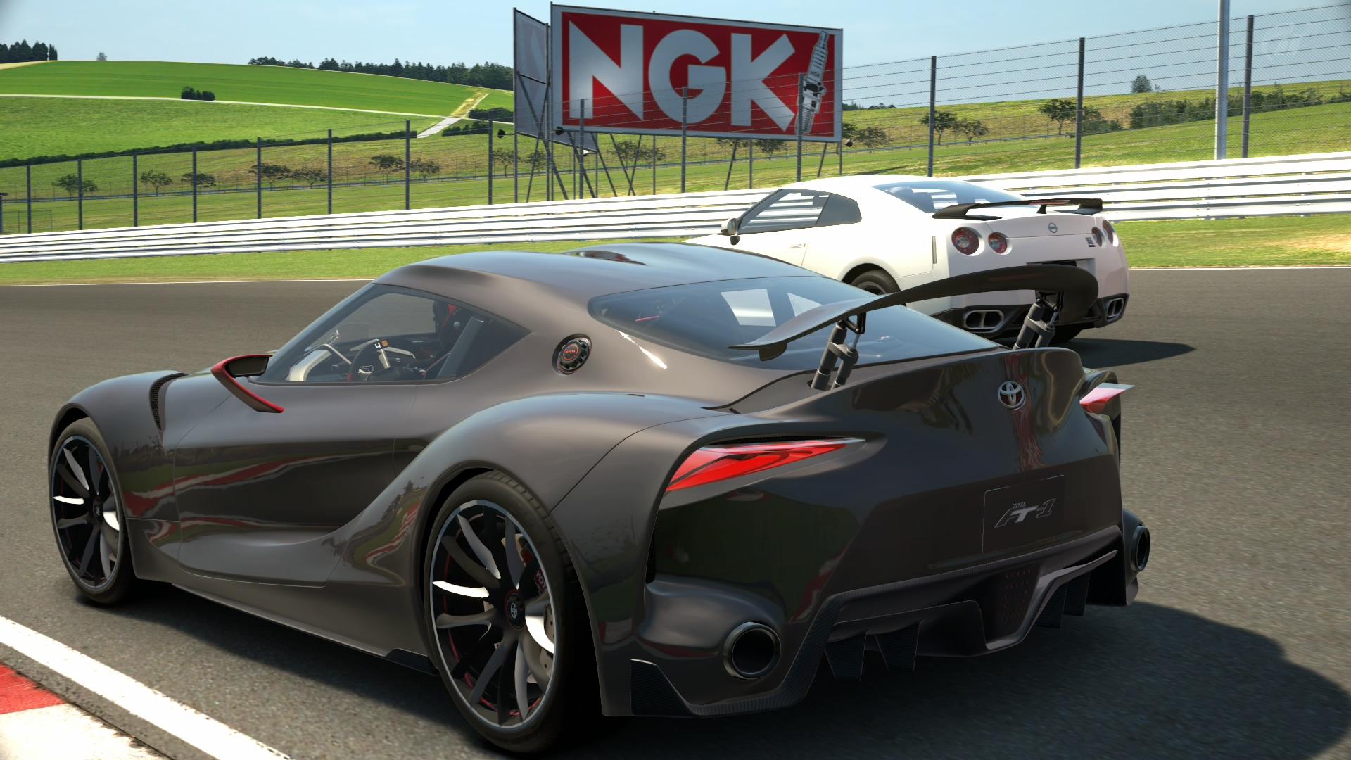 Gran Turismo 6 pojavio se tek krajem 2013. na sumraku životnog veka PS3