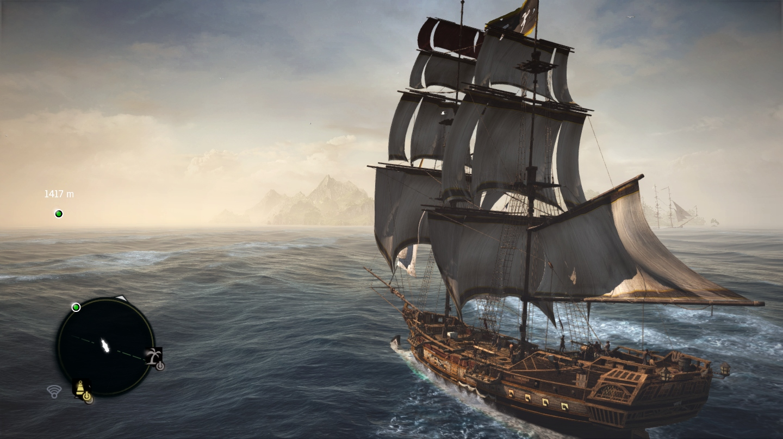 Nije Jackdaw ali je fin brodić