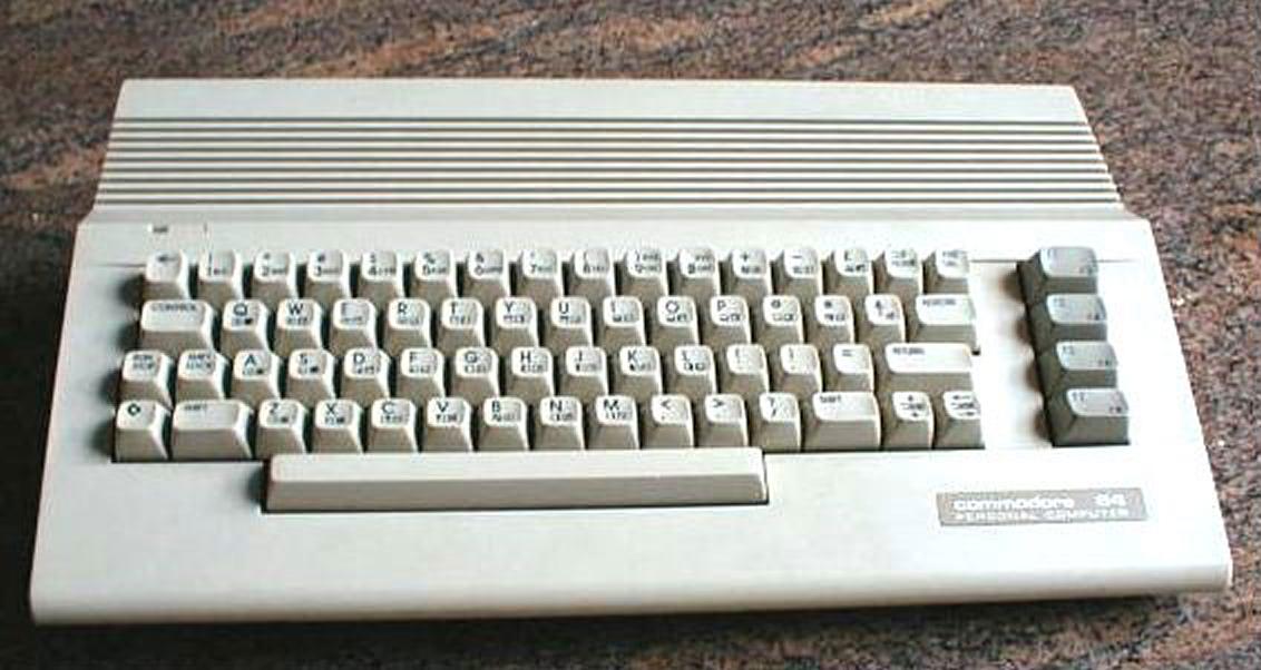Redizajnirani C64-C