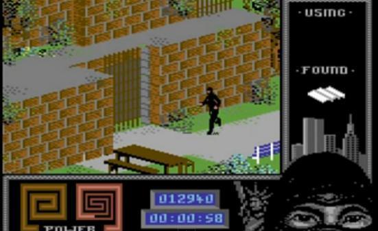 C64 - Last Ninja 2 (2)