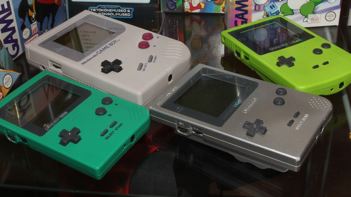 GameBoy Family