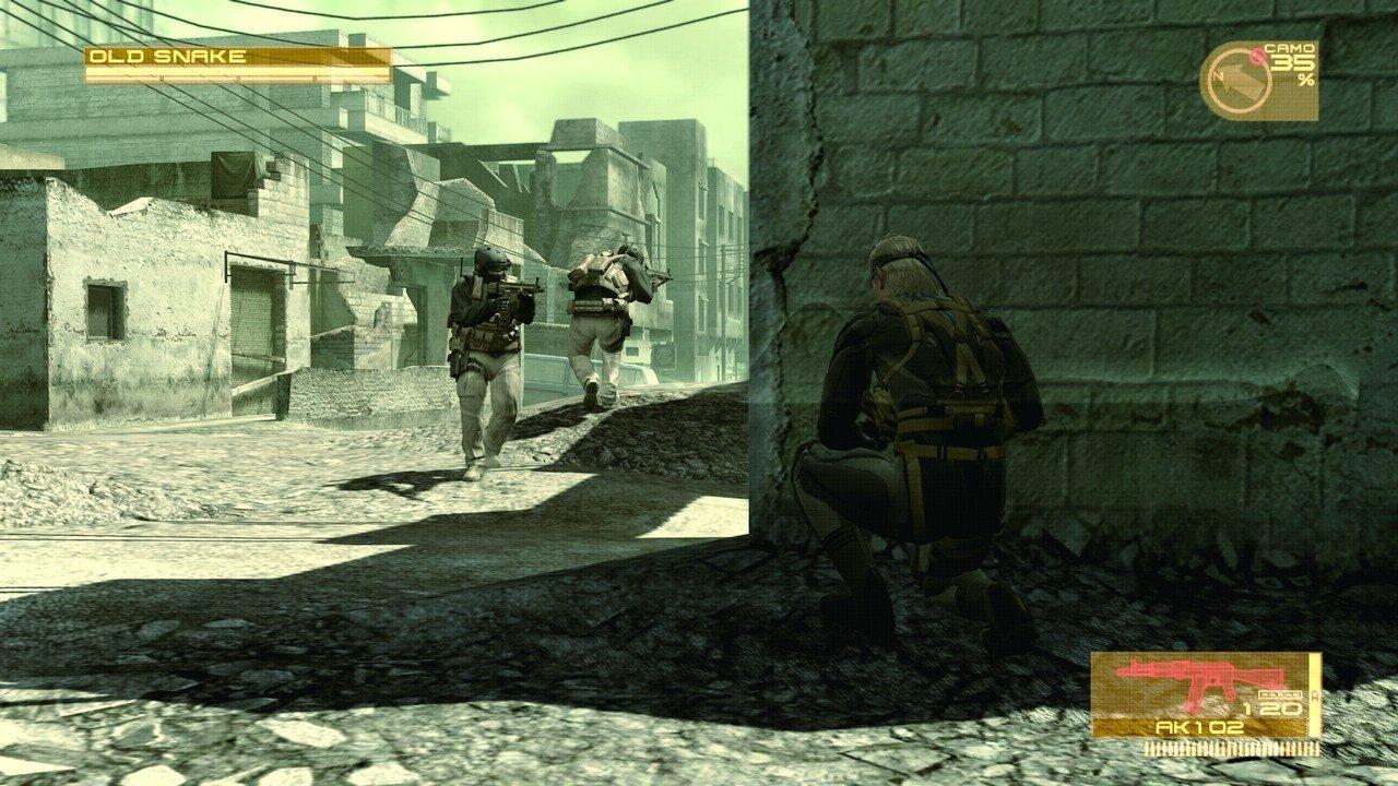 Metal Gear Solid 4 je i dalje sjajan razlog za nabavku PS3