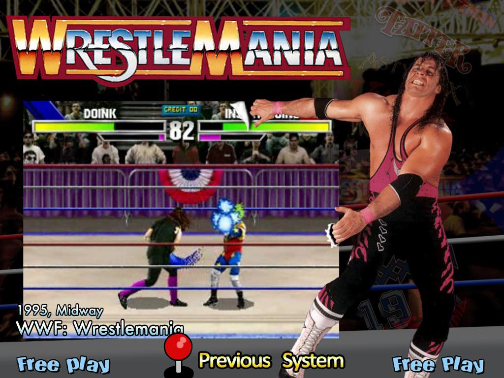 Odlična WWF Wrestlemania izgleda najbolje upravo u verziji za automat
