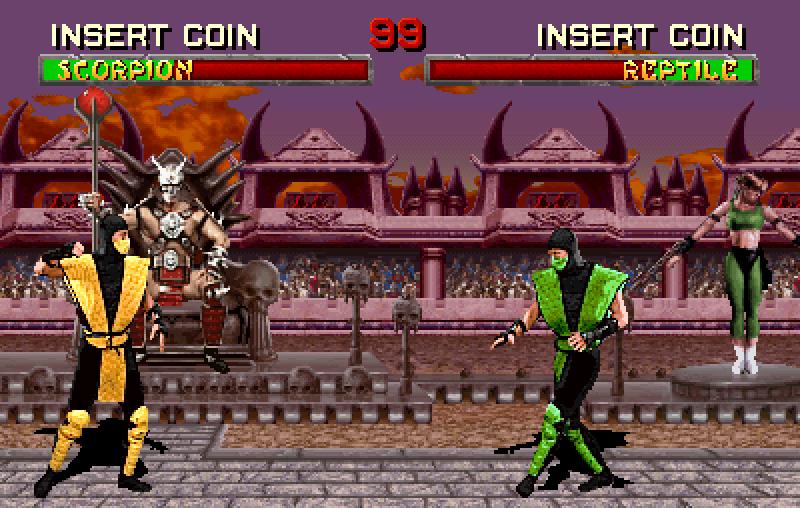 Reptile je potpuno drugačiji lik od onog viđenog u prvom Mortal Kombatu