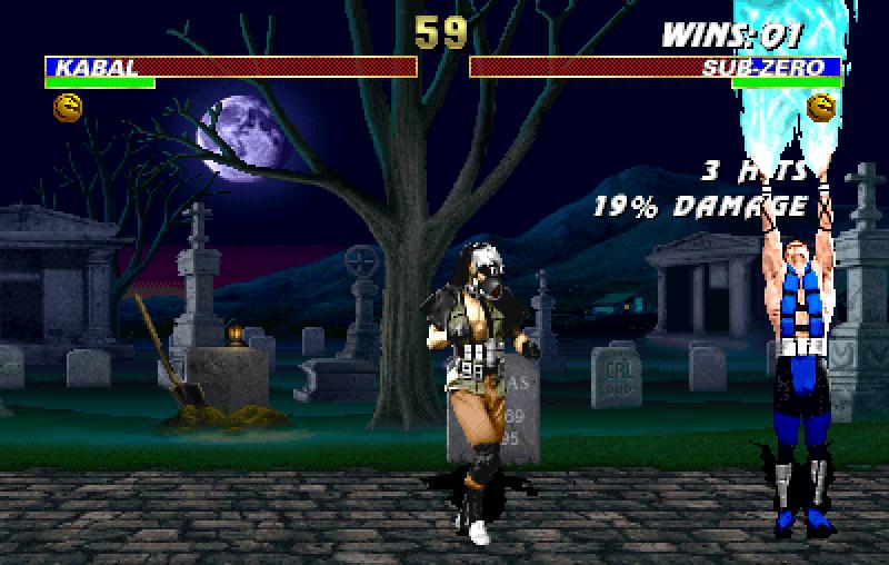 Sub Zero je i dalje jedan od najkorisnijih likova, a dobio je i nekoliko novih, izuzetno korisnih poteza