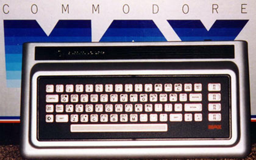 Neshvaćeni Commodore MAX