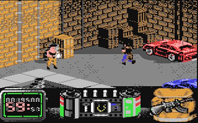 Vendetta, 1989