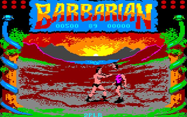 Barbarian, 1987