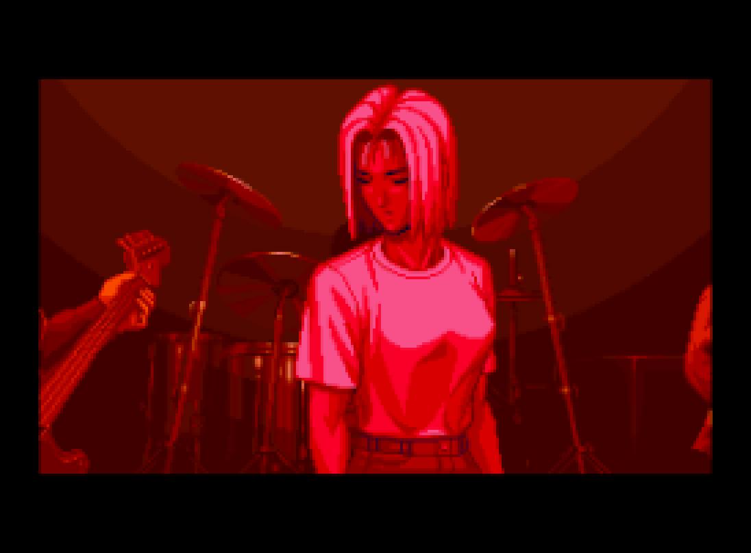 Fantastičan muzički spot sa Blue Mary je ekskluziva NeoGeoCD verzije.