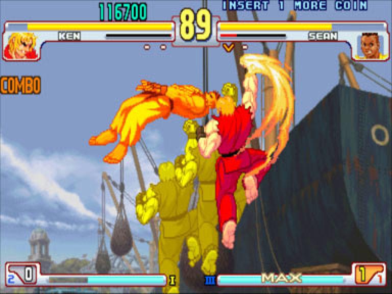 Street Fighter III Third Strike (CPS-3) - najbolja igra za CPS-3
