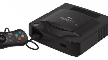 Neo Geo CD (USA & Europe)