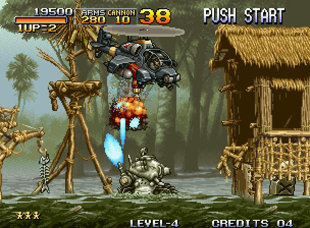 Neo Geo Metal Slug (2)
