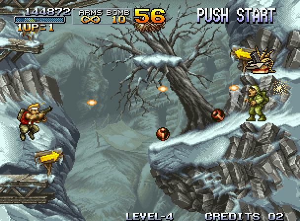 Neo Geo Metal Slug (3)