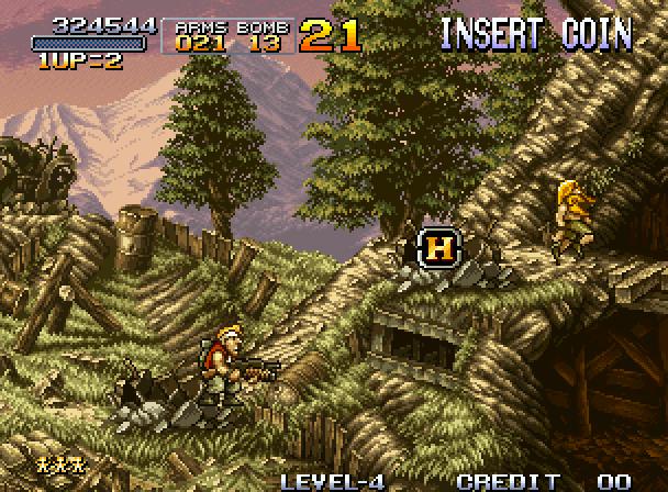 Neo Geo Metal Slug (4)