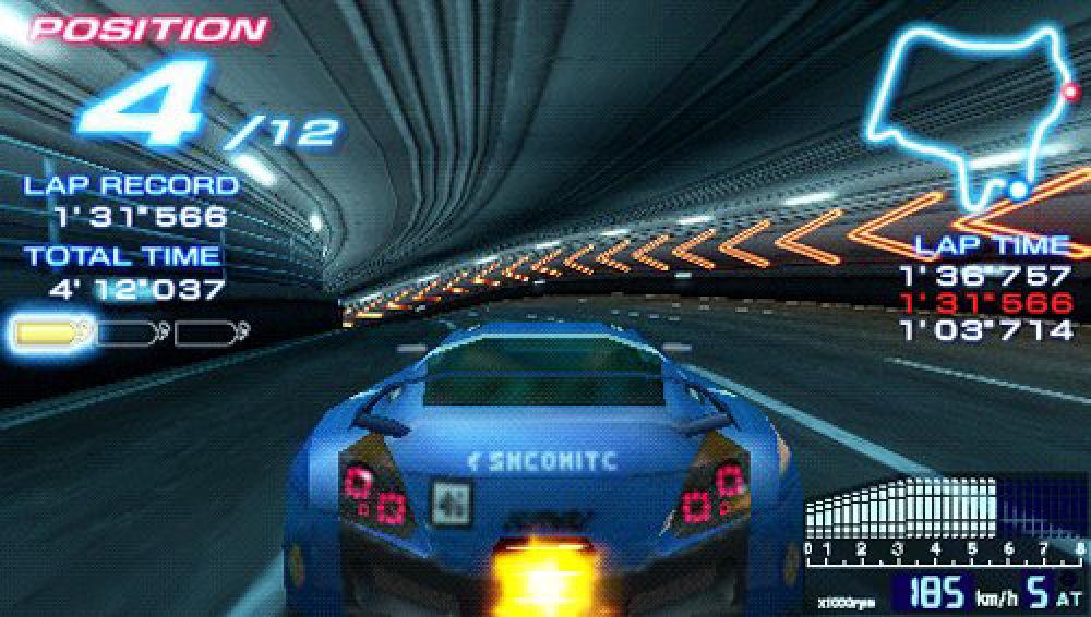 Ridge Racer PSP (1)