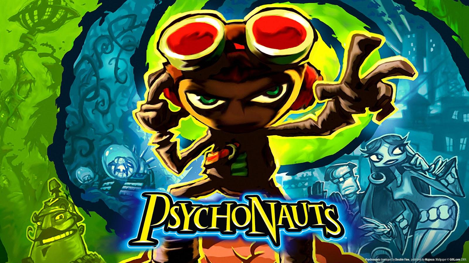 Psychonauts_Logo