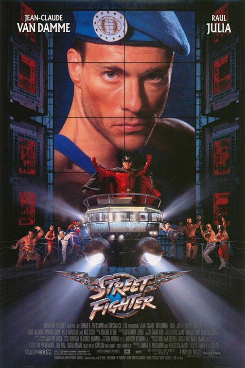 street fighter jcvd