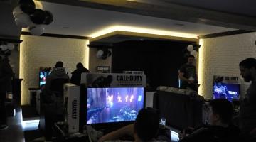 Call of Duty AW promocija
