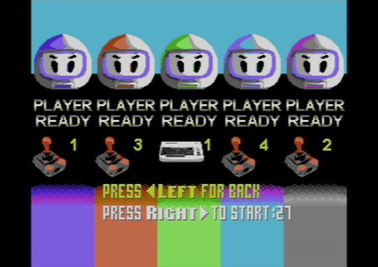 Četiri džojstika na C64!? Da i to je moguće preko posebnog interfejsa koji se ubada u takozvani userport na poleđini računara.