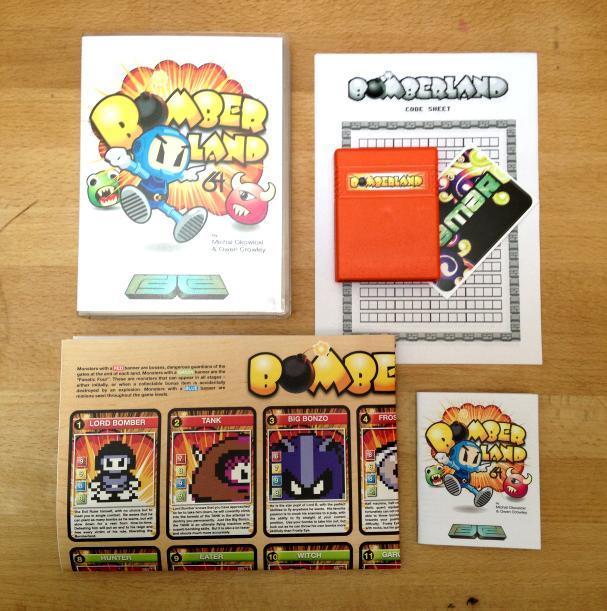 """Slično kao Super Bread box, igra je spakovana na ketridž i prodaje se kao """"alva"""" u retro krugovima."""