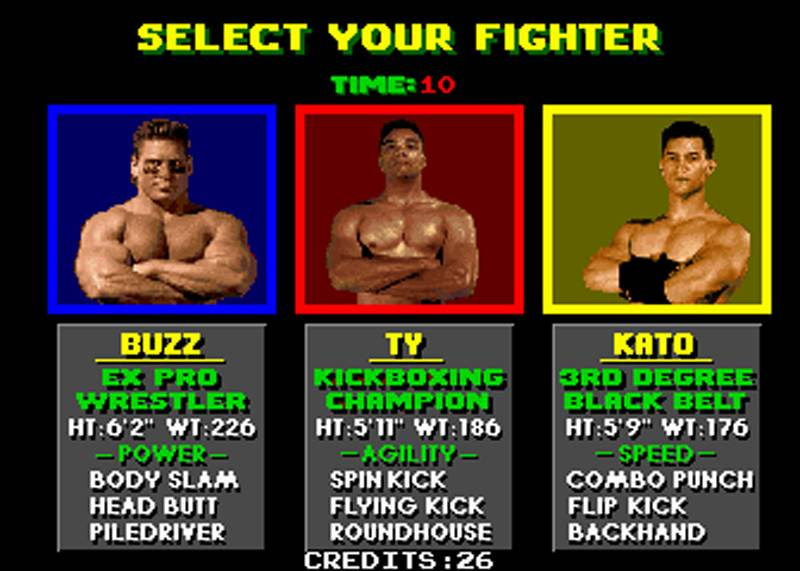 pit fighters