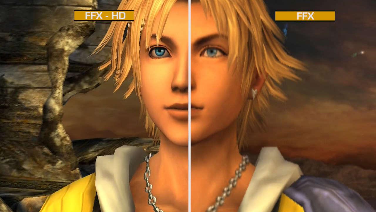 FFX compare