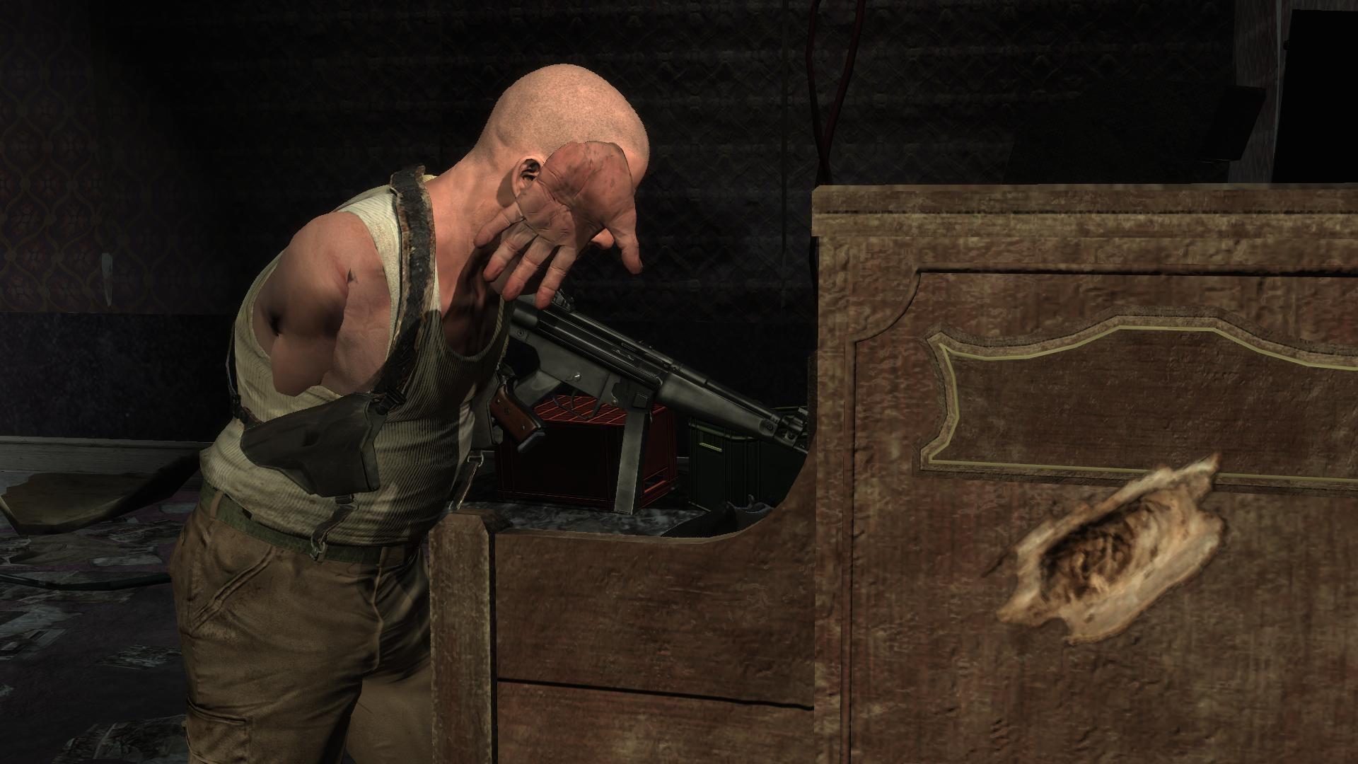 I Max Payne 3 je sraaevo vidite.