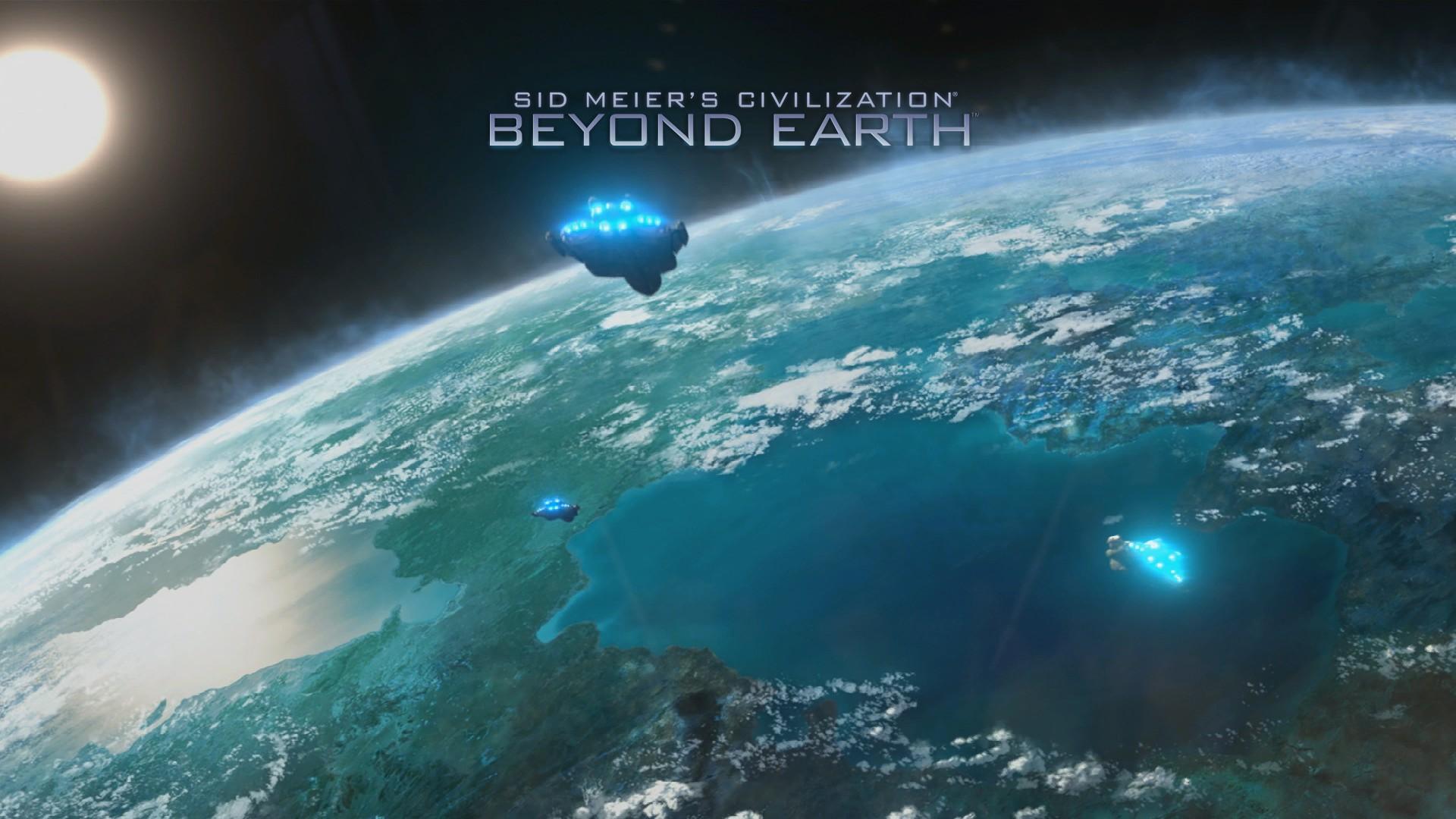 01. Beyond Earth