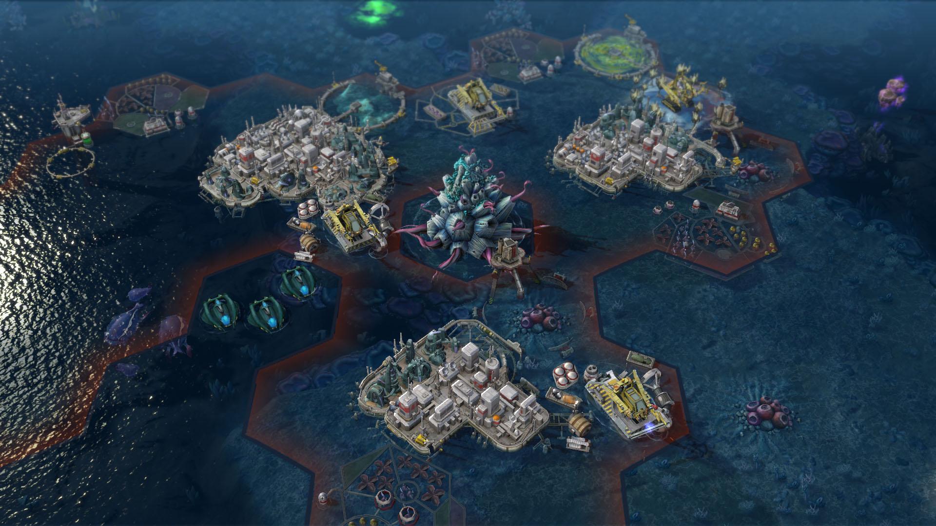 08. Aquatic cities