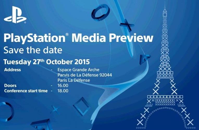 Sony Paris 2015