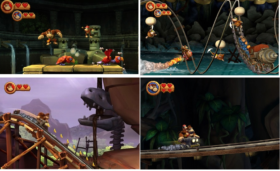 Donkey Kong Country Returns Wii 2010 (4)