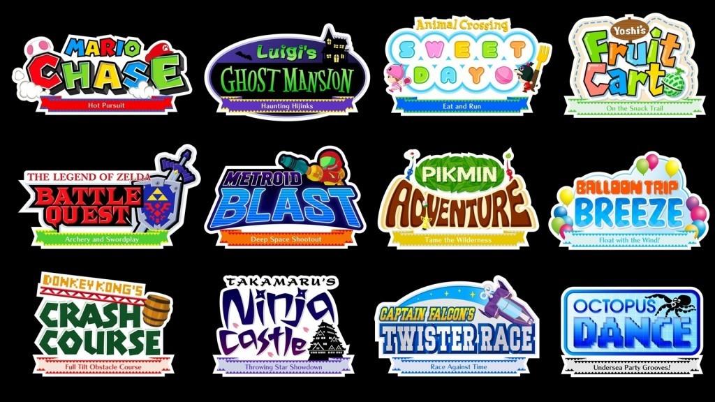 Nintendo Land Wii U 2012 (2)