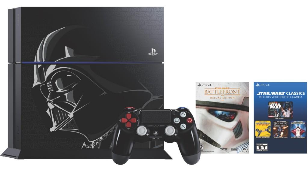 Star Wars Battlefront LE bundle