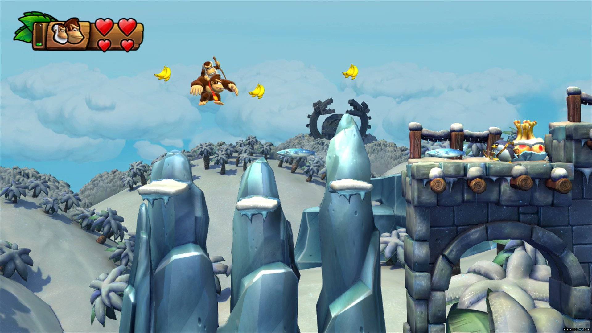 Donkey Kong Country Tropical Freeze (7)