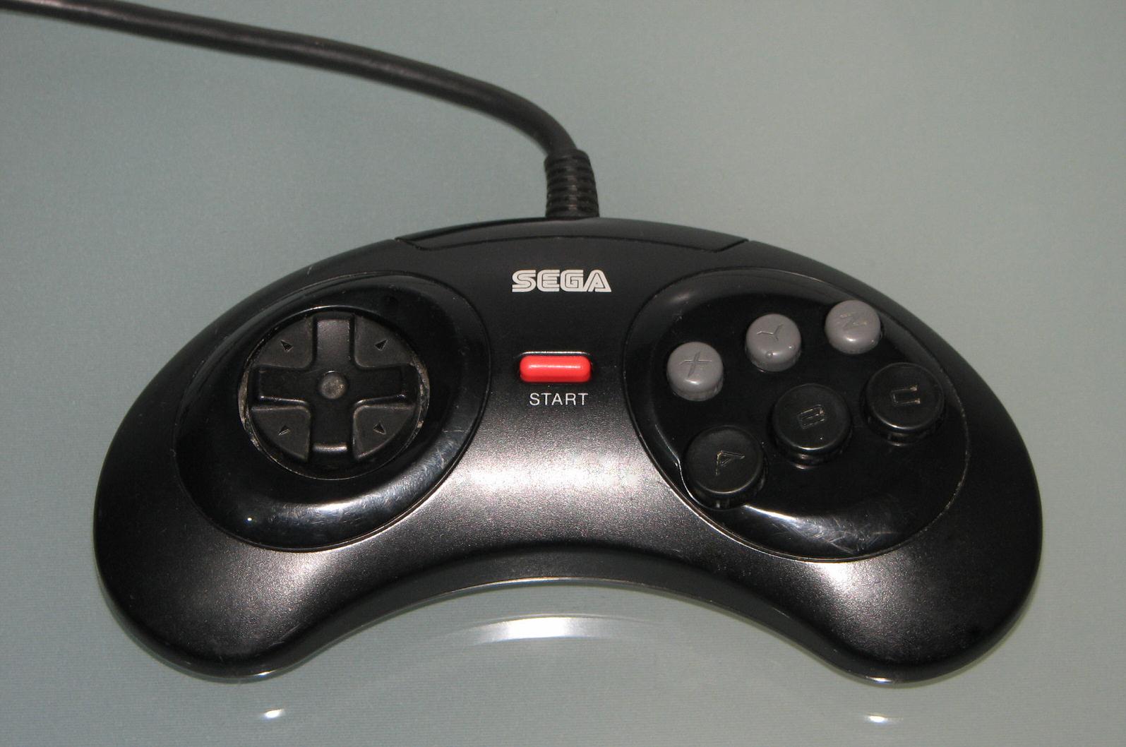 Ovo je kontroler pravih igrača