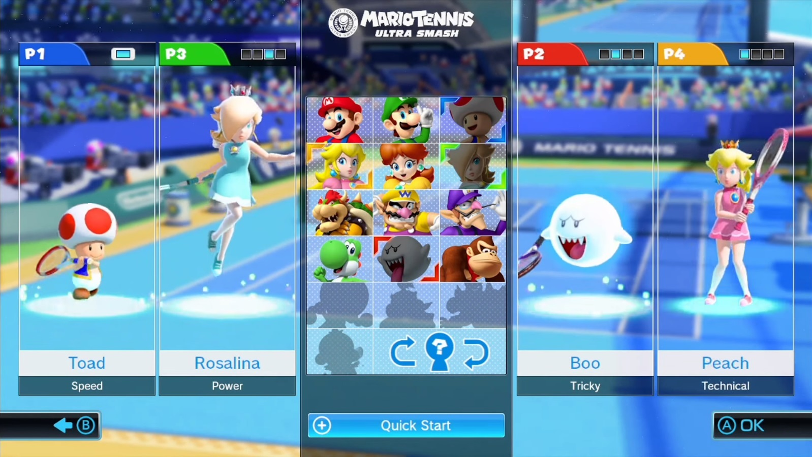 Mario Tennis Ultra Smash Wii U (3)