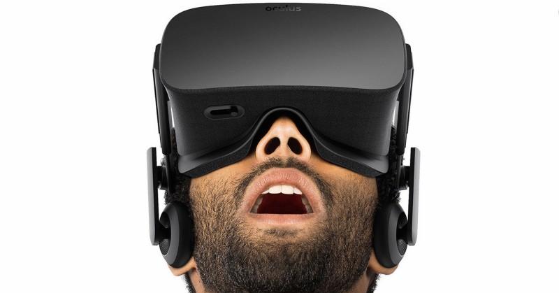 Oculus Rift thumb