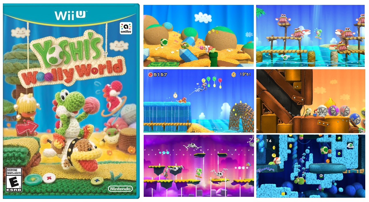 Yoshi's Woolly World (2)