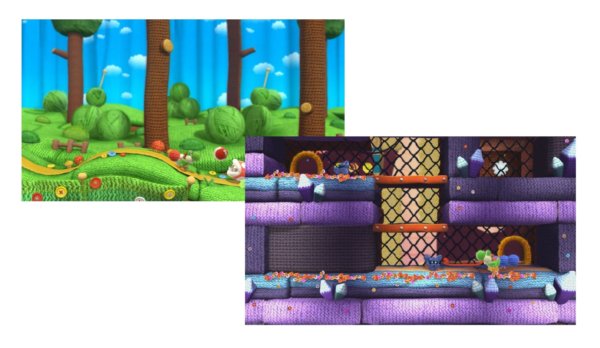 Yoshi's Woolly World (5)