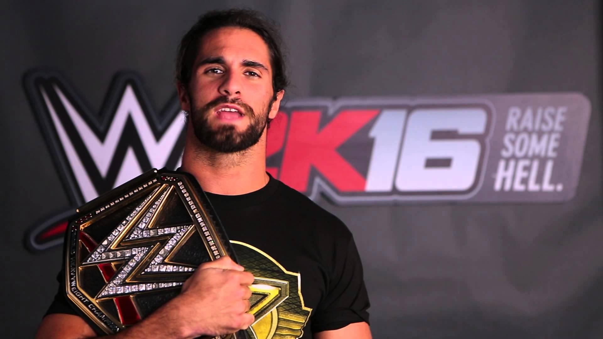 Seth WWE
