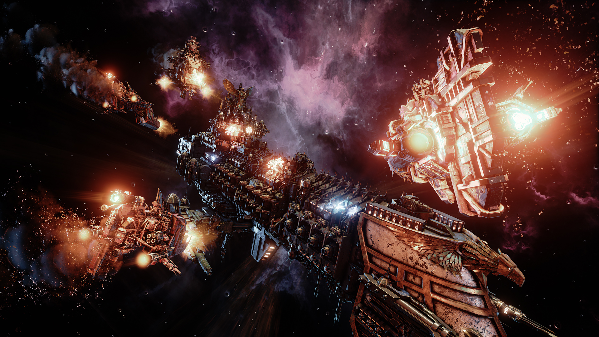 Battlefleet Gothic Armada (5)